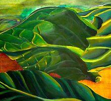Chlorophyll Hills by JNnucifera