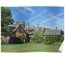 Stan Hywet Manor House Poster