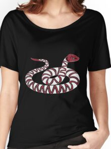 Ornate Snake Women's Relaxed Fit T-Shirt