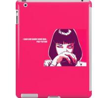 PULP FICTION iPad Case/Skin