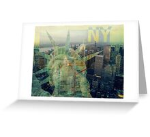 Big Apple Greeting Card