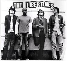 the libertines Poster