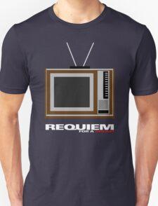 """Addiction"" Requiem For A Dream Tribute by Joseph Wade T-Shirt"