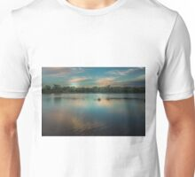 Dusk On the River Unisex T-Shirt