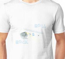 Rock & Roll (literally) Unisex T-Shirt