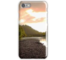 When you live in the valley iPhone Case/Skin