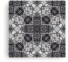 tarot mandala Canvas Print