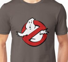 """I ain't afraid of no ghost"" Ghostbusters Stay Puft Mashmallow Man Green Slime Slimer Unisex T-Shirt"