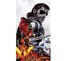 Metal Gear Solid V Definitive Experience prints Photographic Print