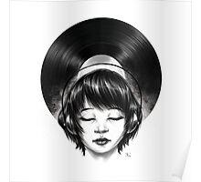 Vinyl Series no.2 Poster