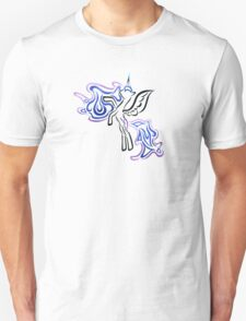 Tribal Pony - Nightmare Moon Unisex T-Shirt