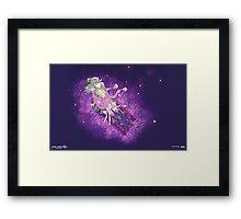 Tikki and Nah Framed Print