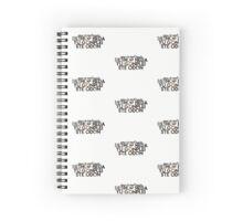 Lexa Honor Notebook Spiral Notebook