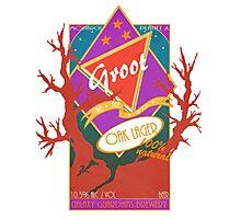 Groot Beer Oak Lager Photographic Print