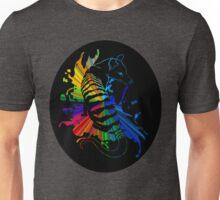 Rainbow Thylacine Unisex T-Shirt