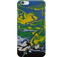 """Flowing,wondering,Thinking"" iPhone Case/Skin"