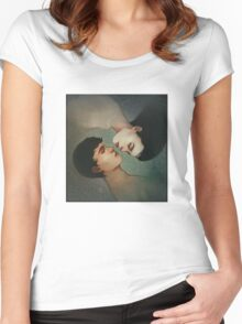 Romance #2 Women's Fitted Scoop T-Shirt