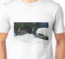 Damn Snow! Unisex T-Shirt
