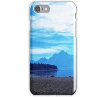 WYGT lake iPhone Case/Skin