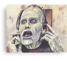 The Walkman Canvas Print