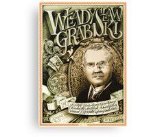 Władysław Grabski Canvas Print