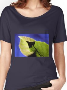 Leaves Threesome. Women's Relaxed Fit T-Shirt