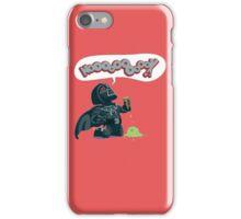 Little Vader's TRUE Tragedy iPhone Case/Skin