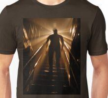 The Golden Stairway Unisex T-Shirt