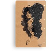 Star Girl VIII Metal Print
