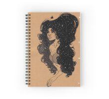 Star Girl VIII Spiral Notebook