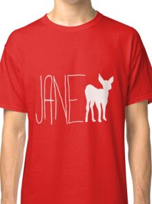 Life Is Strange: Jane Doe (Max's 1st Shirt; White) Classic T-Shirt