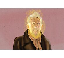 War Doctor Painting Photographic Print