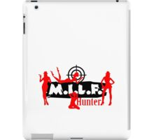 Milf Hunter VRS2 iPad Case/Skin