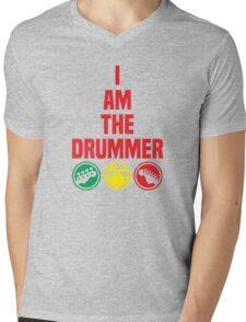 i am the drummer Mens V-Neck T-Shirt