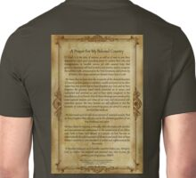 A Prayer For My Beloved Country Unisex T-Shirt