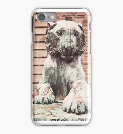 Princeton Tiger 1 iPhone Case/Skin