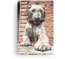 Princeton Tiger 1 Canvas Print