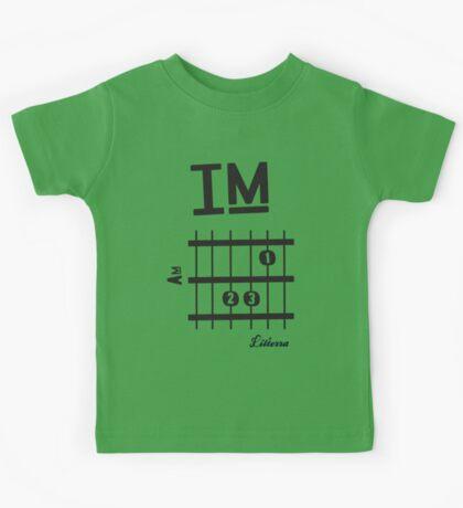 I'm Am (a minor) Kids Tee