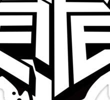 Getter Logo - Splash Sticker