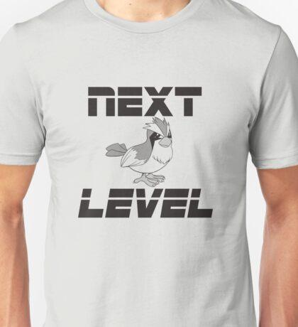 """Next Level"" Pidgey  Unisex T-Shirt"