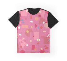Pebbles Pink Graphic T-Shirt