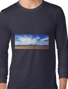 Inch Beach County kerry Ireland Long Sleeve T-Shirt