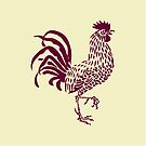 Rooster by vivendulies
