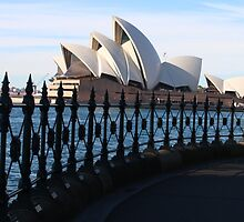 The Sydney Opera House by Stuart Daddow Photography