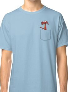 MUSHU 3D POCKET Classic T-Shirt