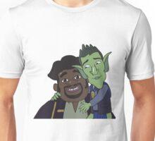 HarmonQuest: Rib Sanchez and Boneweevil Unisex T-Shirt