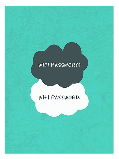 Wifi Password by StewNor
