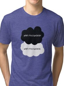 Wifi Password Tri-blend T-Shirt
