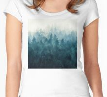 The Heart Of My Heart // So Far From Home Edit Women's Fitted Scoop T-Shirt