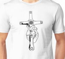 Heart of Cycling Unisex T-Shirt